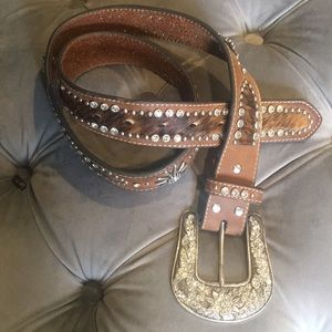 Absolutely gorgeous western belt